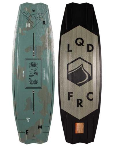 Tabla wakeboard liquid force Rhyme