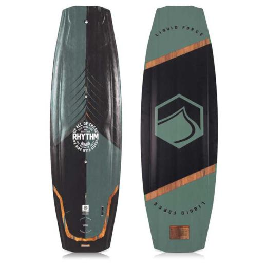 Tabla de wakeboard Liquid Force Rythm 140