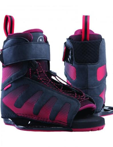 Hyperlite Session, botas de wakeboard