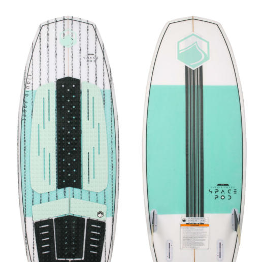 Tabla de wakesurf Liquid Force Space Pod 4.4