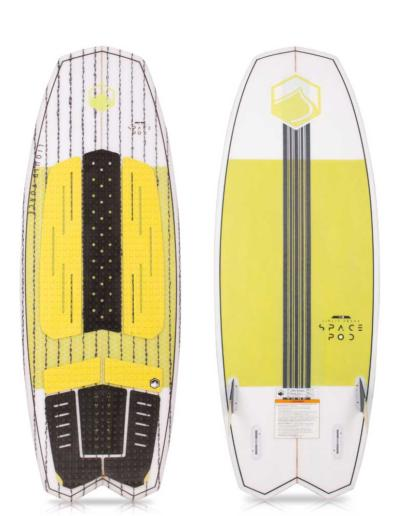 Tabla de wakesurf Liquid Force Space Pod 4.8