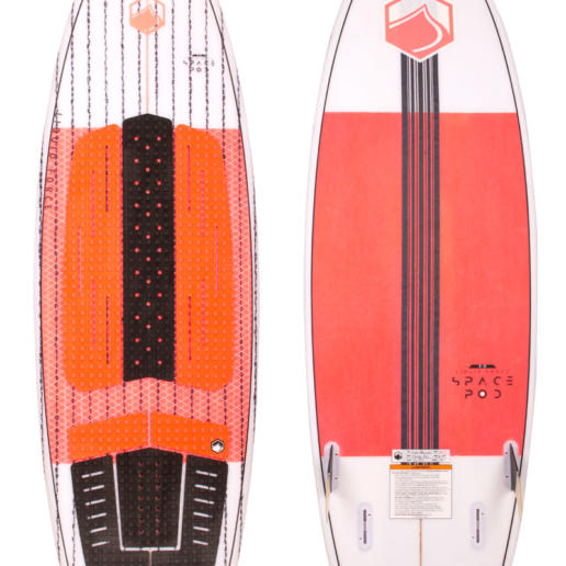 Tabla de wakesurf Liquid Force Space Pod 5.'