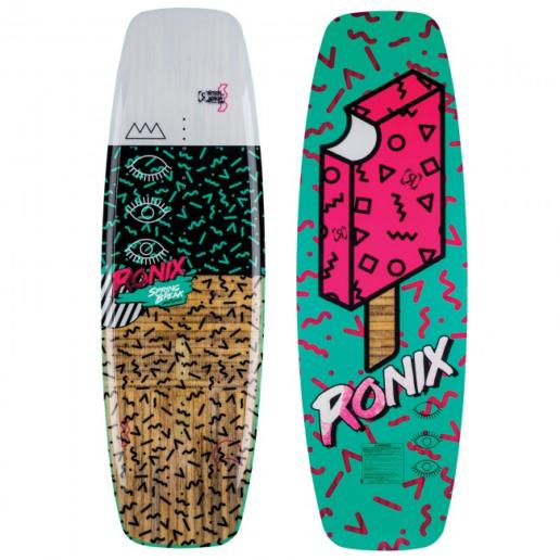 Tabla de wakeboard para mujer Ronix Julia Spring Break