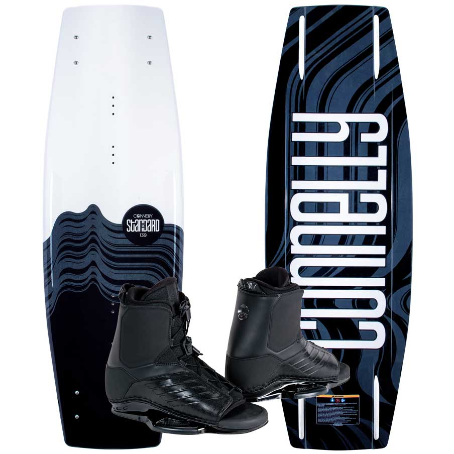 Pack de wakeboard Connelly Standard Draft