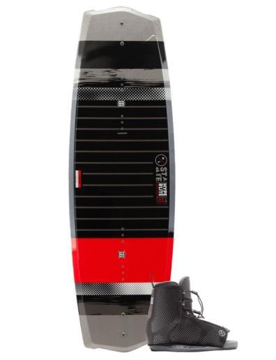 Pack wakeboard Hyperlite State y botas Remix