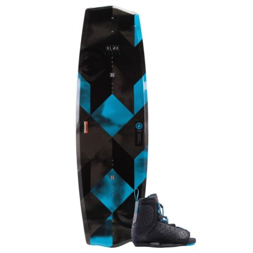 Pack de wakeboard con tabla State y botas Remix
