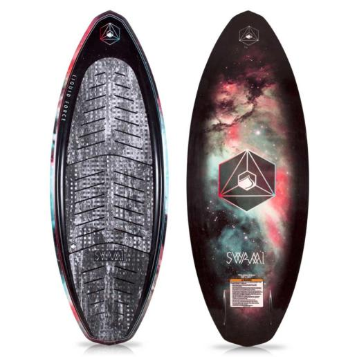 Tabla de wakesurf Liquid Force Swami 58