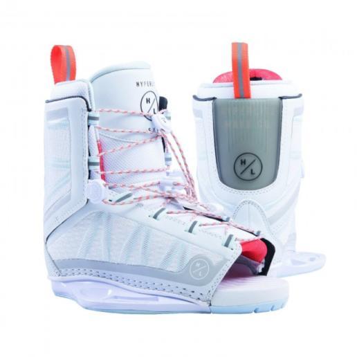 Hyperlite Synx, botas de wakeboard para mujer