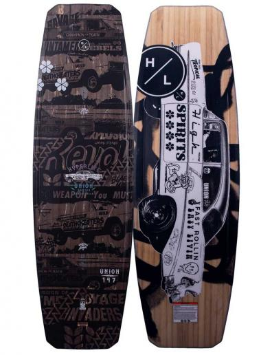 Tabla de wakeboard para cable Hyperlite Union