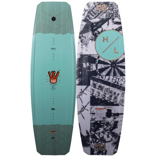 Tabla de wakeboard para cable Hyperlite Wishbone