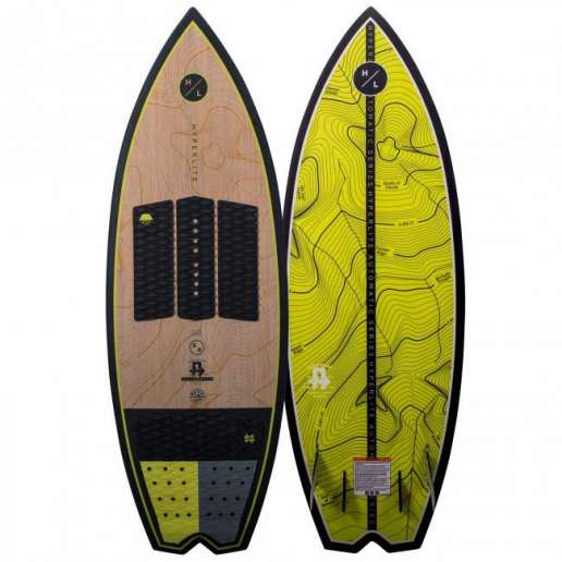 Tabla de wakesurf Hyperlite Automatic