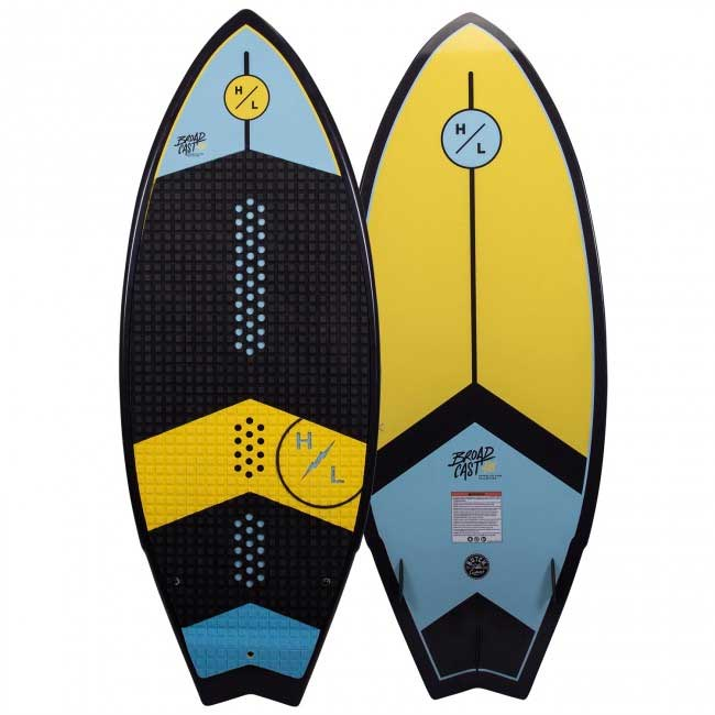 Tabla de wakesurf Hyperlite Broadcast 4.8