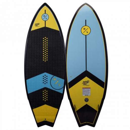 Tabla de wakesurf Hyperlite Broadcast 5.4