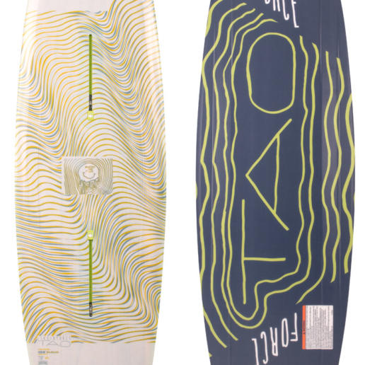 Tabla de wakeboard Liquid Force Tao 133
