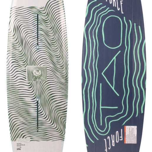 Tabla de wakeboard Liquid Force Tao 137