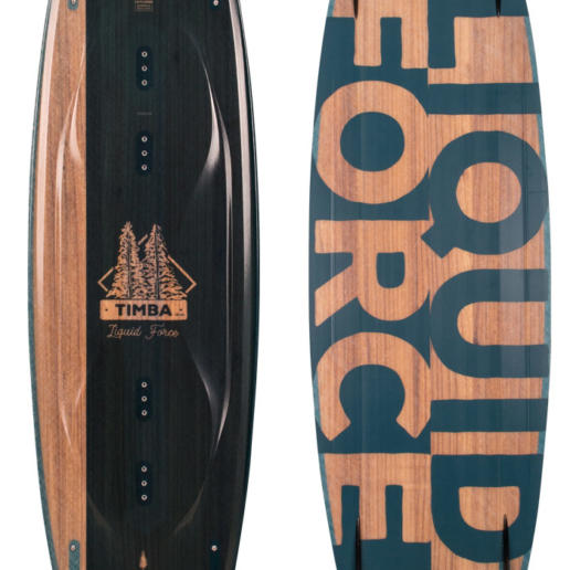 Tabla de wakeboard Liquid Force Timba 136