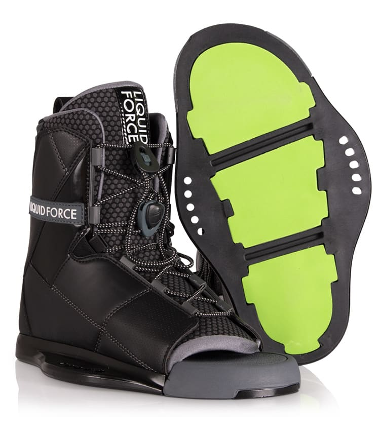 Botas de wakeboard liquid force transit