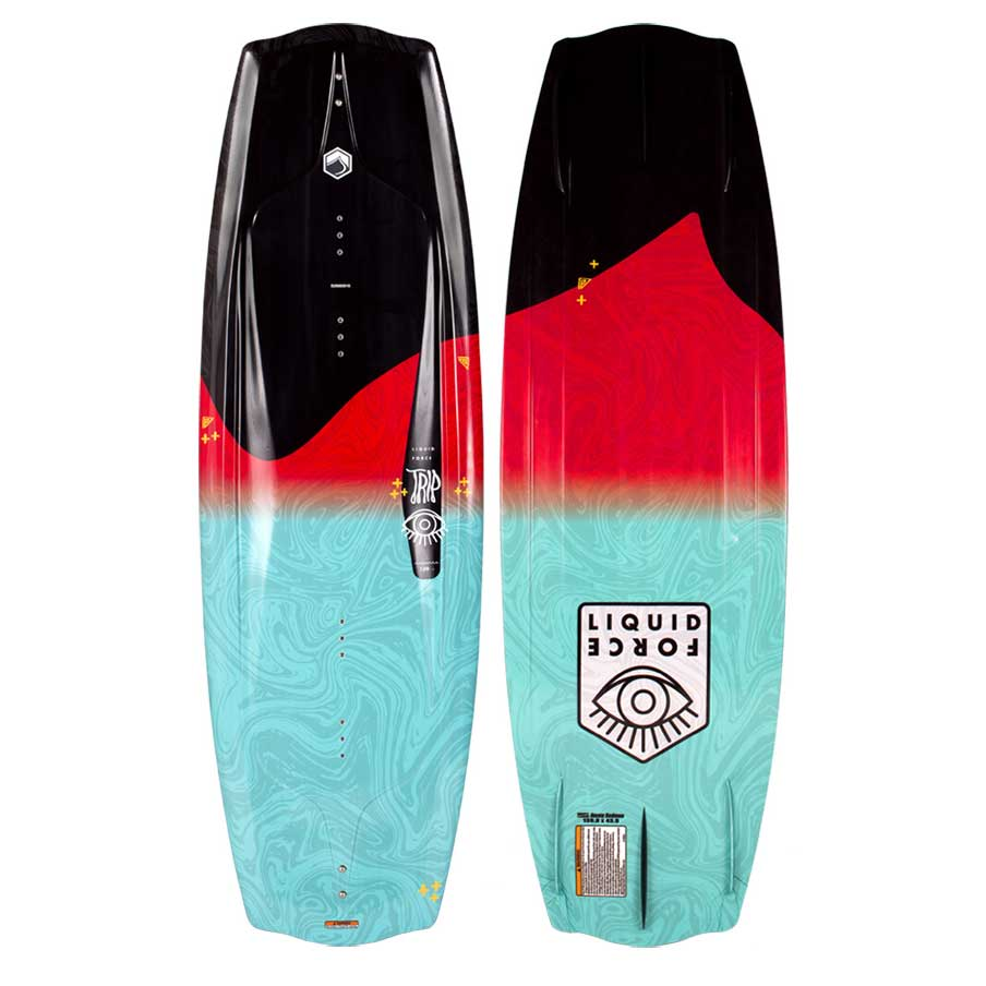 Tabla wakeboard liquid force trip