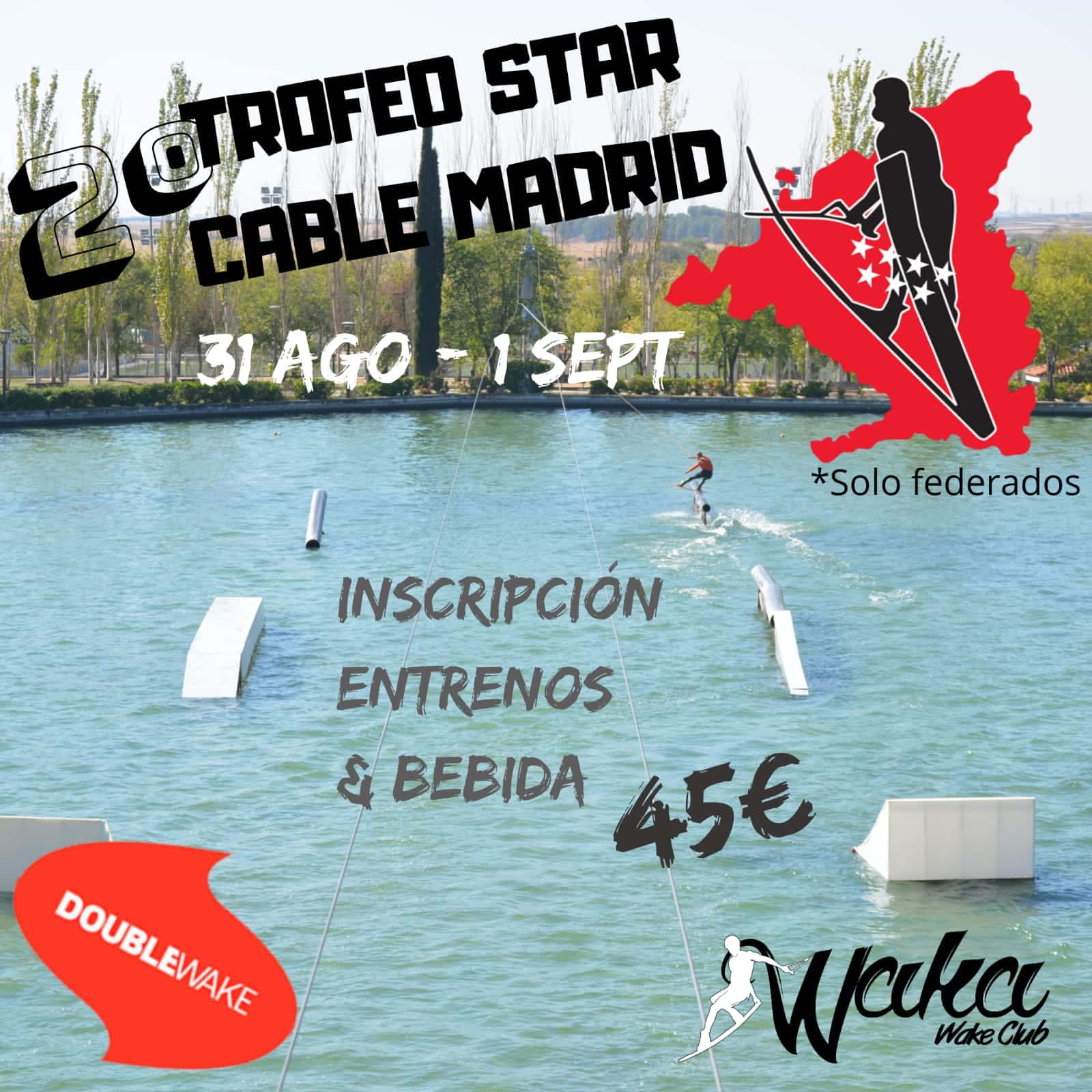 Trofeo Star Cable Madrid 2018