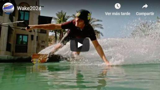 Wakeboard olímpico 2024