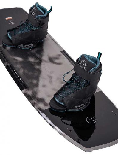 Pack de wakeboard Hyperlite Baseline con botas Session