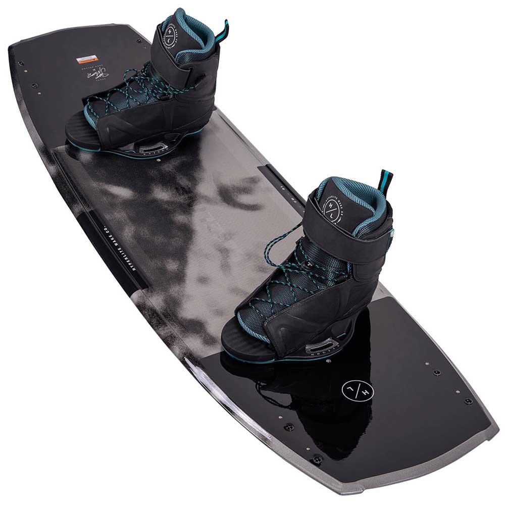 Pack de wakeboard Hyperlite Baseline con botas Session