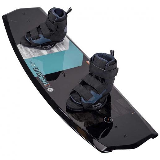 Pack de wakeboard Hyperlite State con botas Formula
