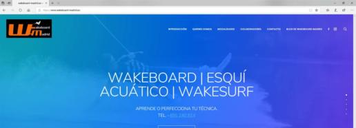 Wakeboard madrid es