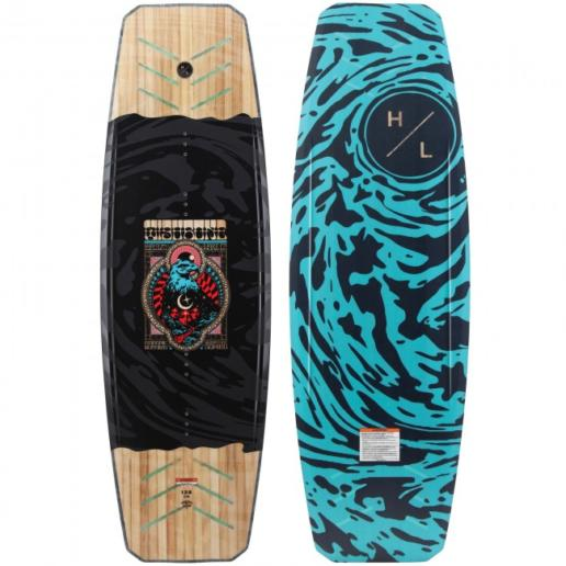 Tabla de wakeboard Hyperlite Wishbone
